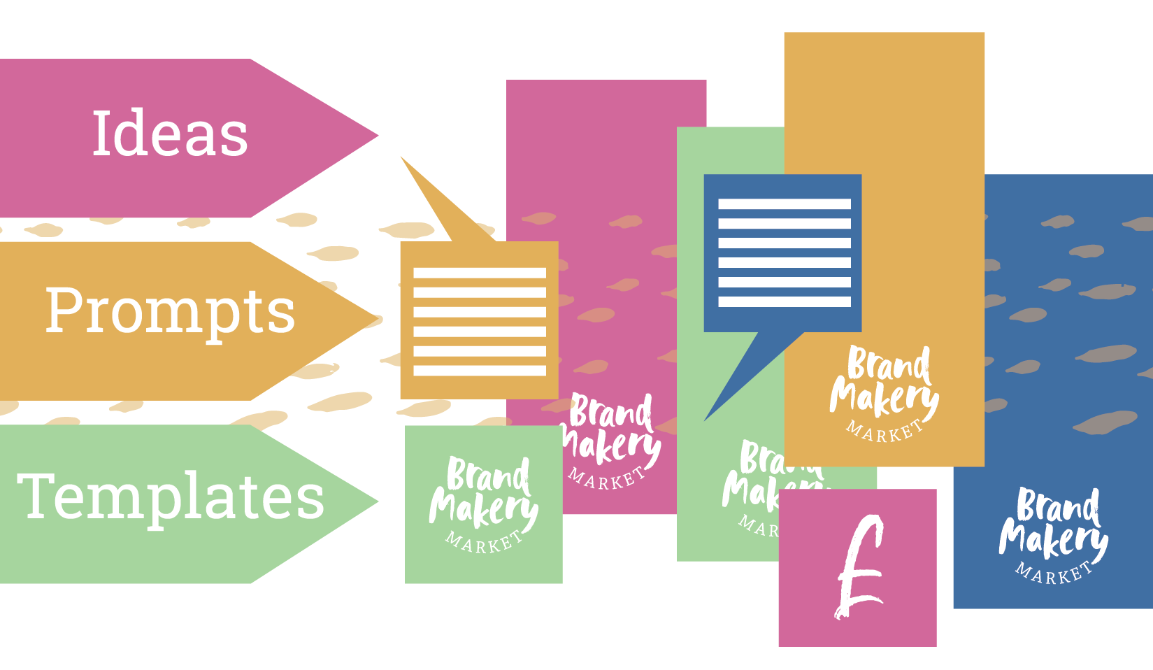 Ideas, prompts, templates